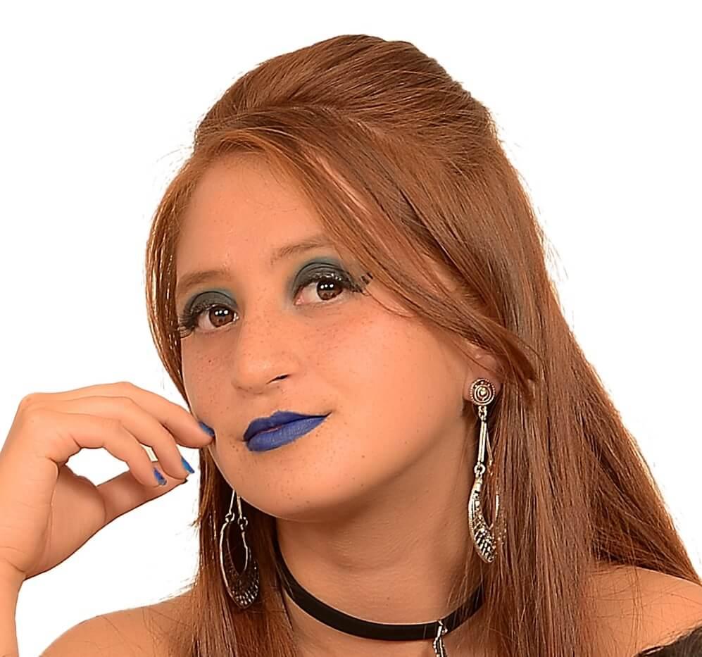 Andrea Valentina Ramírez Mojica  (Egresada Formación Tribal)