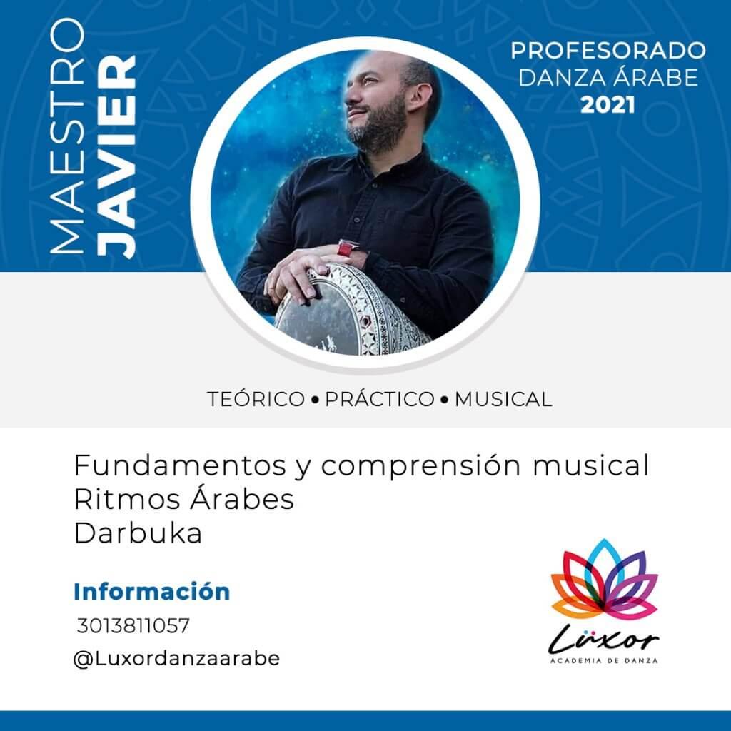 Luxor_Academia_de_danza_arabe_Perfil_Maestro_Javier