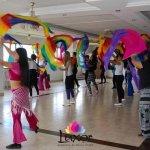 Luxor Danza Árabe - Danza Árabe Hobby - Danza con abanicos