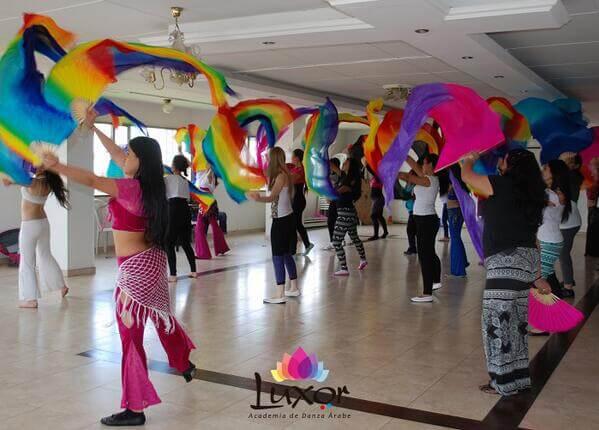 Luxor Danza Árabe - Danza Árabe Hobby
