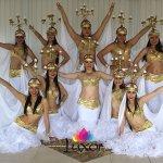 Luxor en tus eventos - Danza con Candelabro