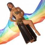 Luxor en tus eventos - Danza con Abanicos