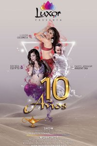 Luxor Danza Árabe 10 años