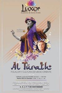 Luxor Danza Árabe - Al - Turath 2017 - Nuestros Shows