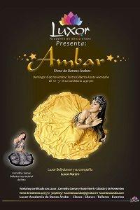Luxor Danza Árabe Ambar Luxor Academia de Danza Árabe - Nuestros Shows