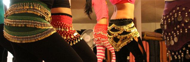 Luxor Danza Árabe - Aprende toda la belleza de las Danzas Árabes con maestras calificadas
