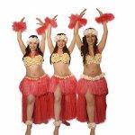 Luxor Danza Árabe - Danzas Polinesias