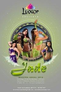 Luxor Danza Árabe Jade