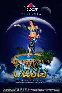 Luxor Danza Árabe Oasis